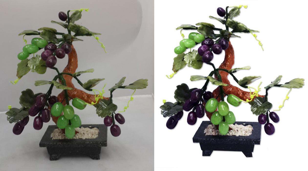 Обравка и цветокоррекция