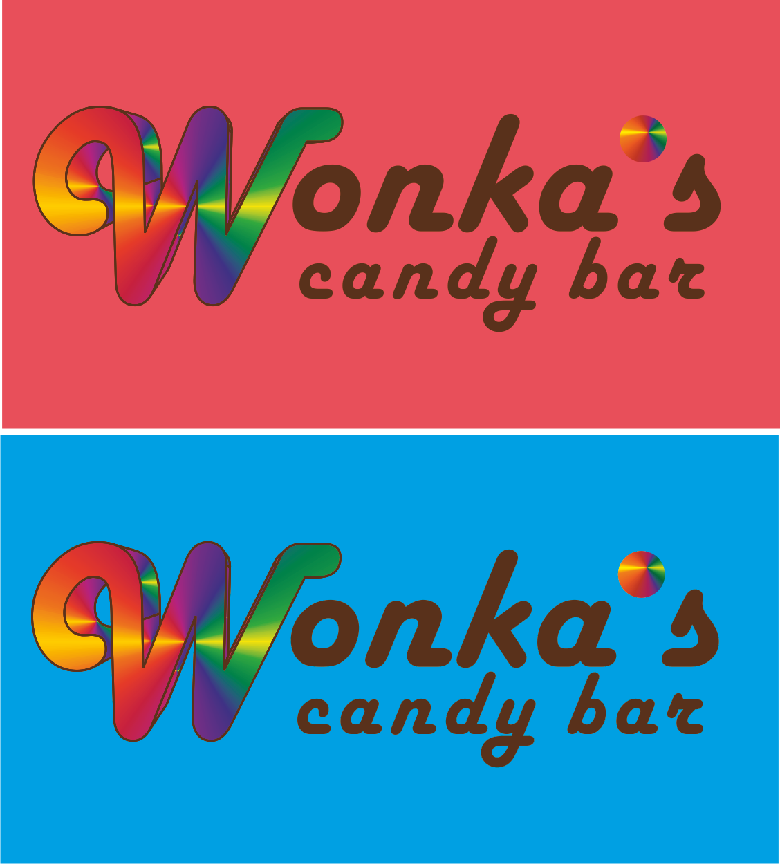 Разработка логотипа магазина сладостей со всего мира. фото f_8765a280cb98469a.png