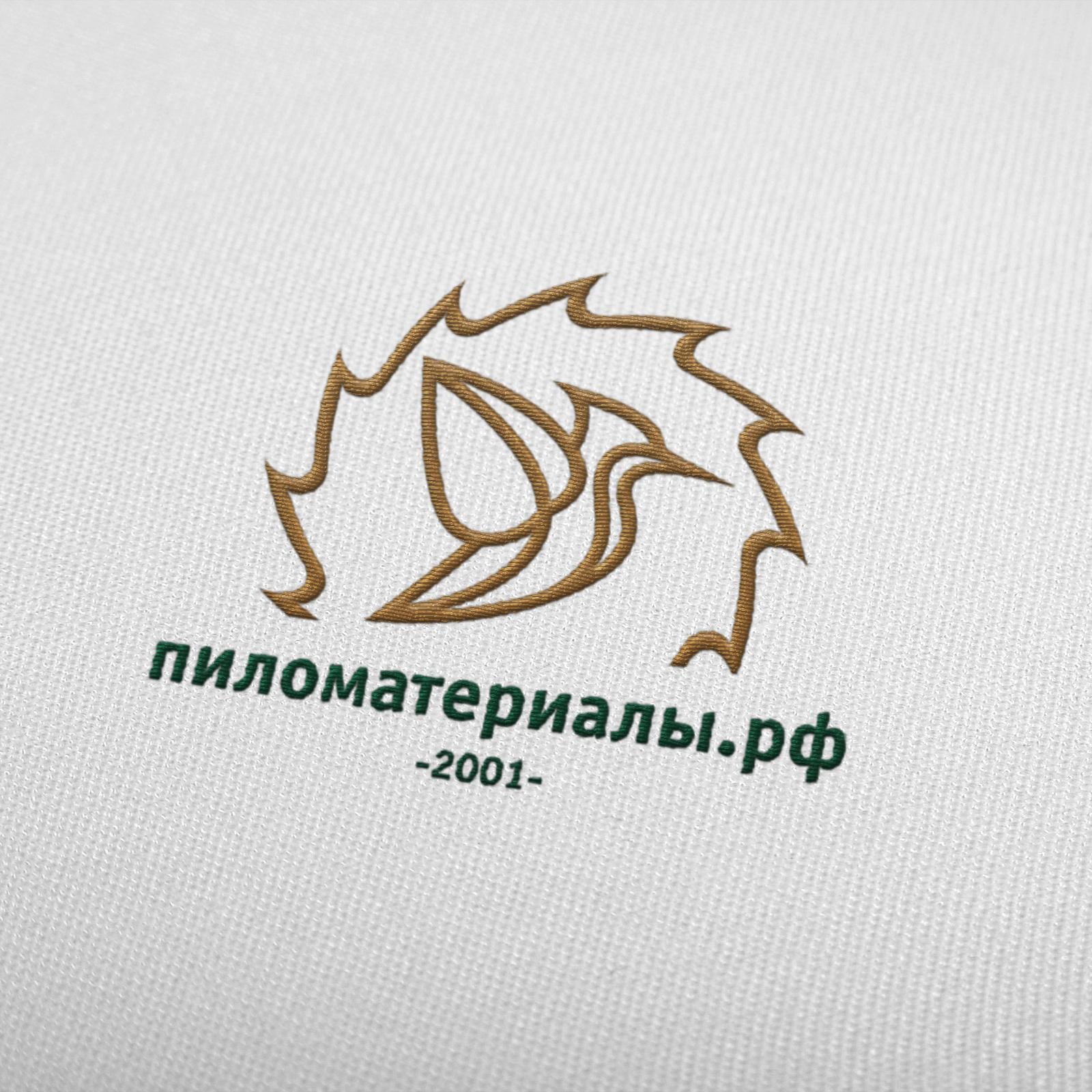 """Создание логотипа и фирменного стиля """"Пиломатериалы.РФ"""" фото f_25052fea34bddf98.jpg"""