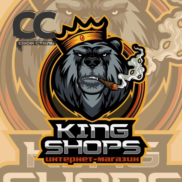 ЛОГОТИП - KING SHOPS - Интернет-магазин