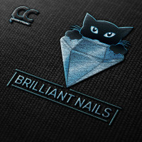 ЛОГОТИП - BRILLIANT NAILS