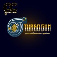 ЛОГОТИП -  TURBO GUN - Реставрация Турбин
