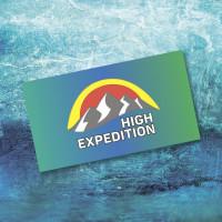 ВИЗИТКА - HIGH EXPEDITION