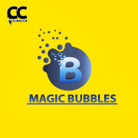 ЛОГОТИП -  MAGIC BUBBLES