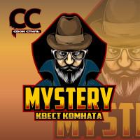 ЛОГОТИП - MYSTERY - Квест Комната