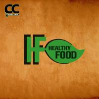 ЛОГОТИП -  HEALTHY FOOD