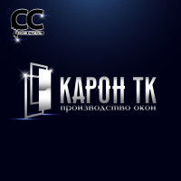 ЛОГОТИП - КАРОН ТК - Производство Окон