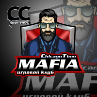 ЛОГОТИП - MAFIA Chicago Time - Игровой Клуб