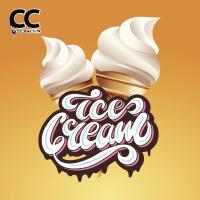 ЛОГОТИП - ICE CREAM - Производство Мороженого