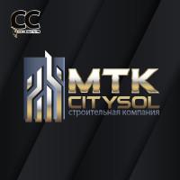 ЛОГОТИП -  MTK CITYSOL - Строительная Компания