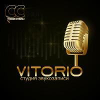 ЛОГОТИП - VITORIO - Студия Звукозаписи