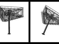 Проектирование рекламных конструкций – щит 4х12, 5х15