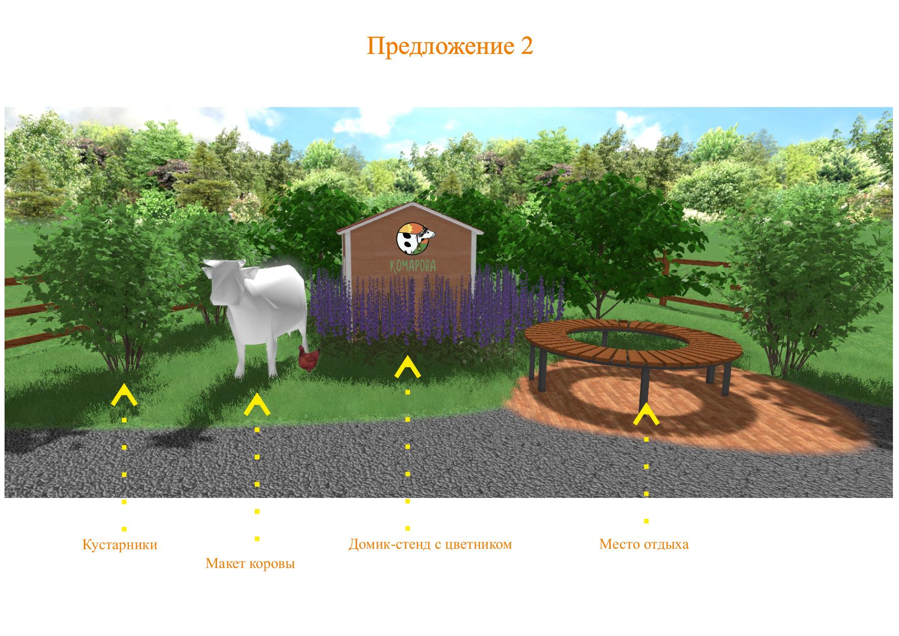 Проект по благоустройству  участка дворовой территории фото f_4075bc64d27e94f5.jpg