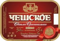 пиво «Чешское»