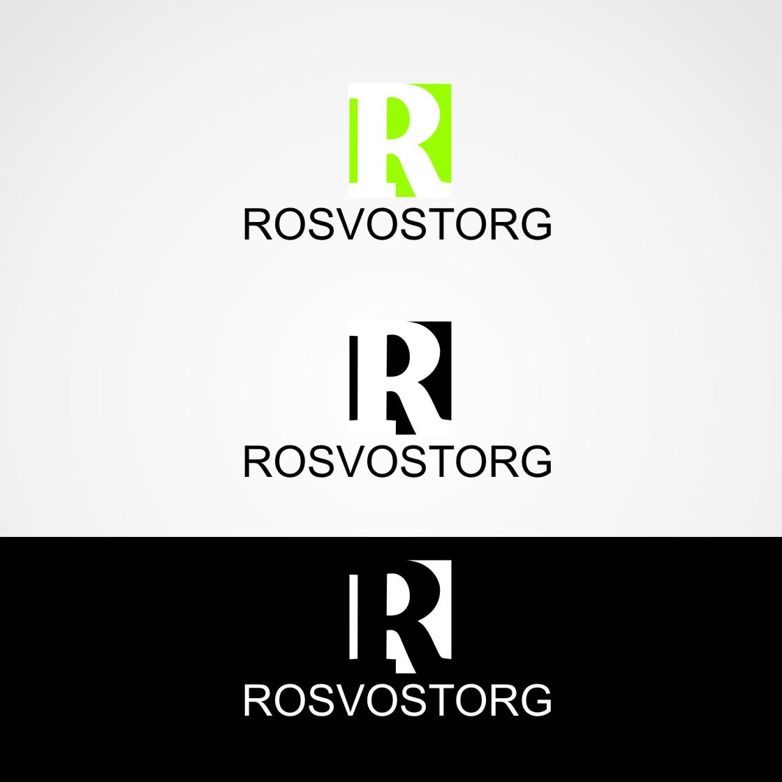 Логотип для компании Росвосторг. Интересные перспективы. фото f_4f8bc46346fef.jpg