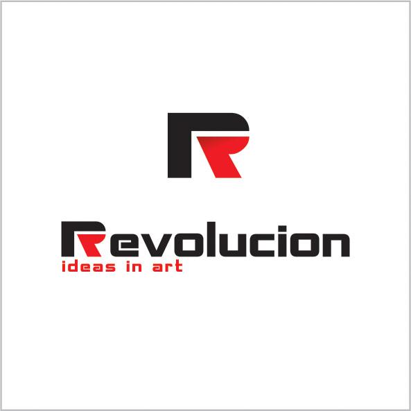 Разработка логотипа и фир. стиля агенству Revolución фото f_4fb8954639644.jpg