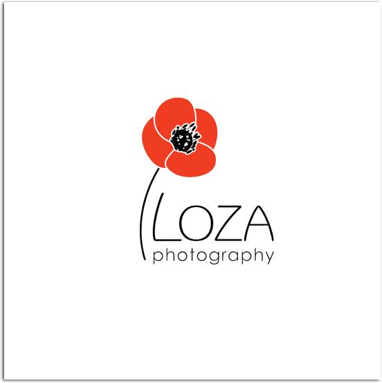 логотип фотографа Олеся Лоза