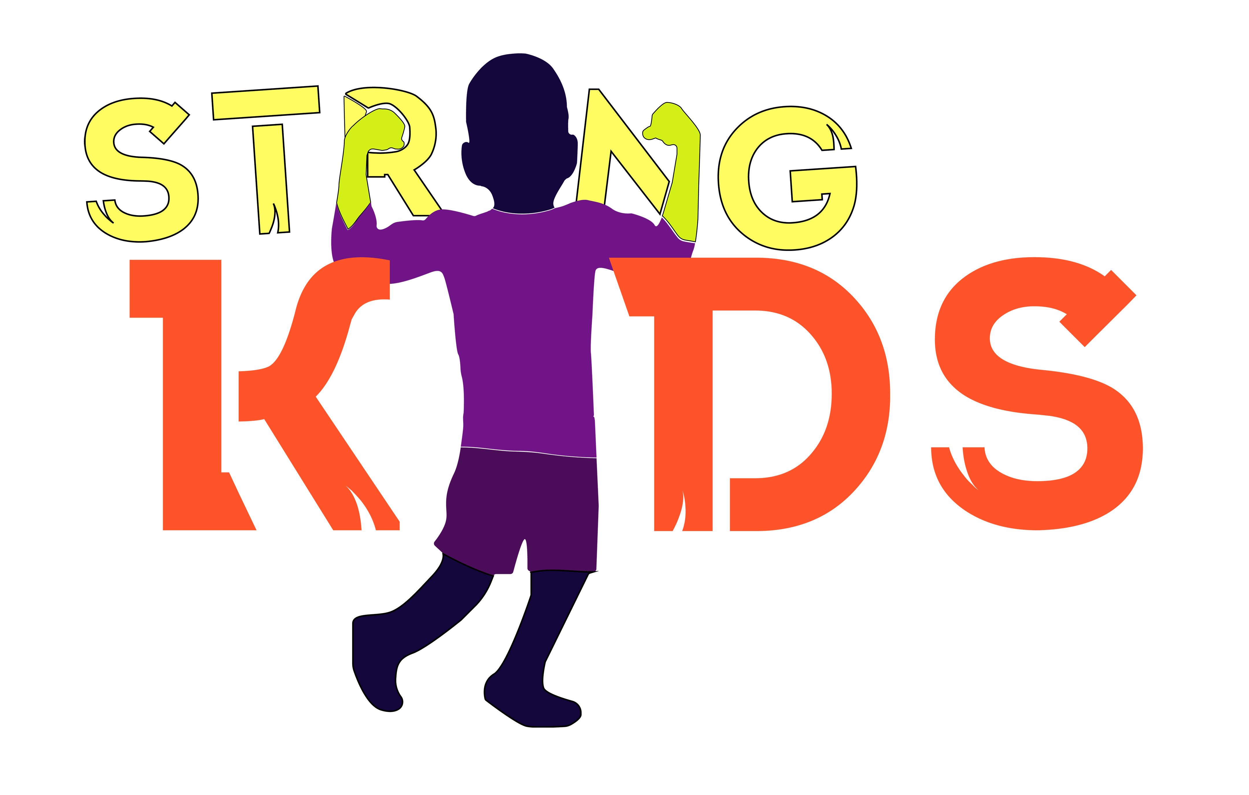 Логотип для Детского Интернет Магазина StrongKids фото f_9635c8126d779d3c.jpg