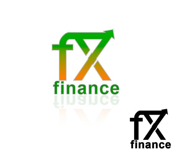 Разработка логотипа для компании FxFinance фото f_6035112bd137b230.png