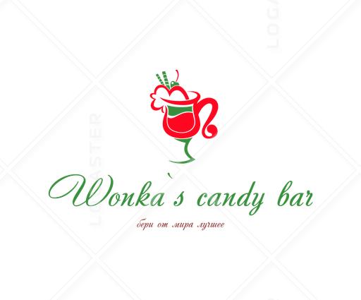 Разработка логотипа магазина сладостей со всего мира. фото f_7035a26f60335088.png