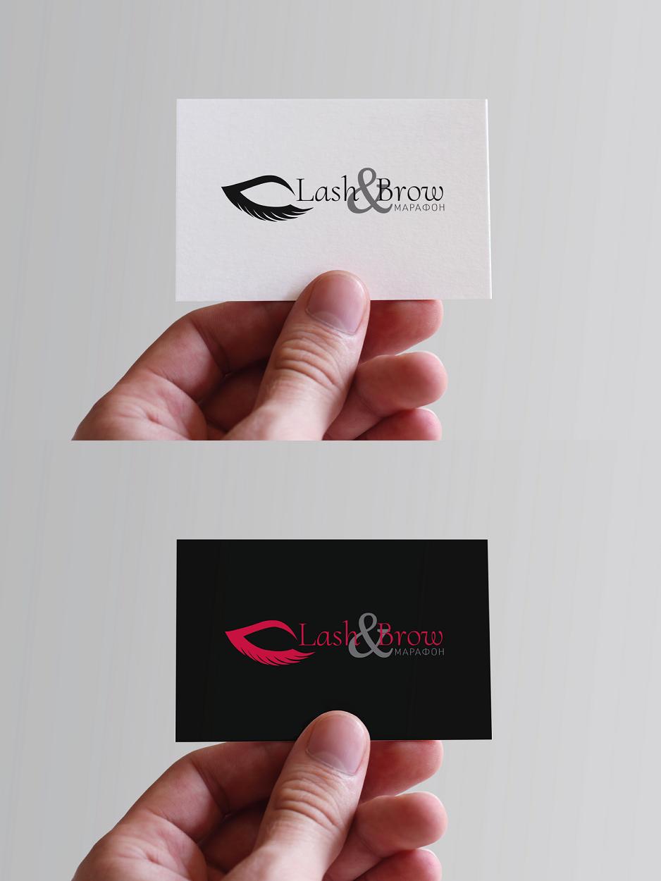 "Создание логотипа мероприятия ""Марафон Lash&Brow"" фото f_01958f7405c0dc66.png"