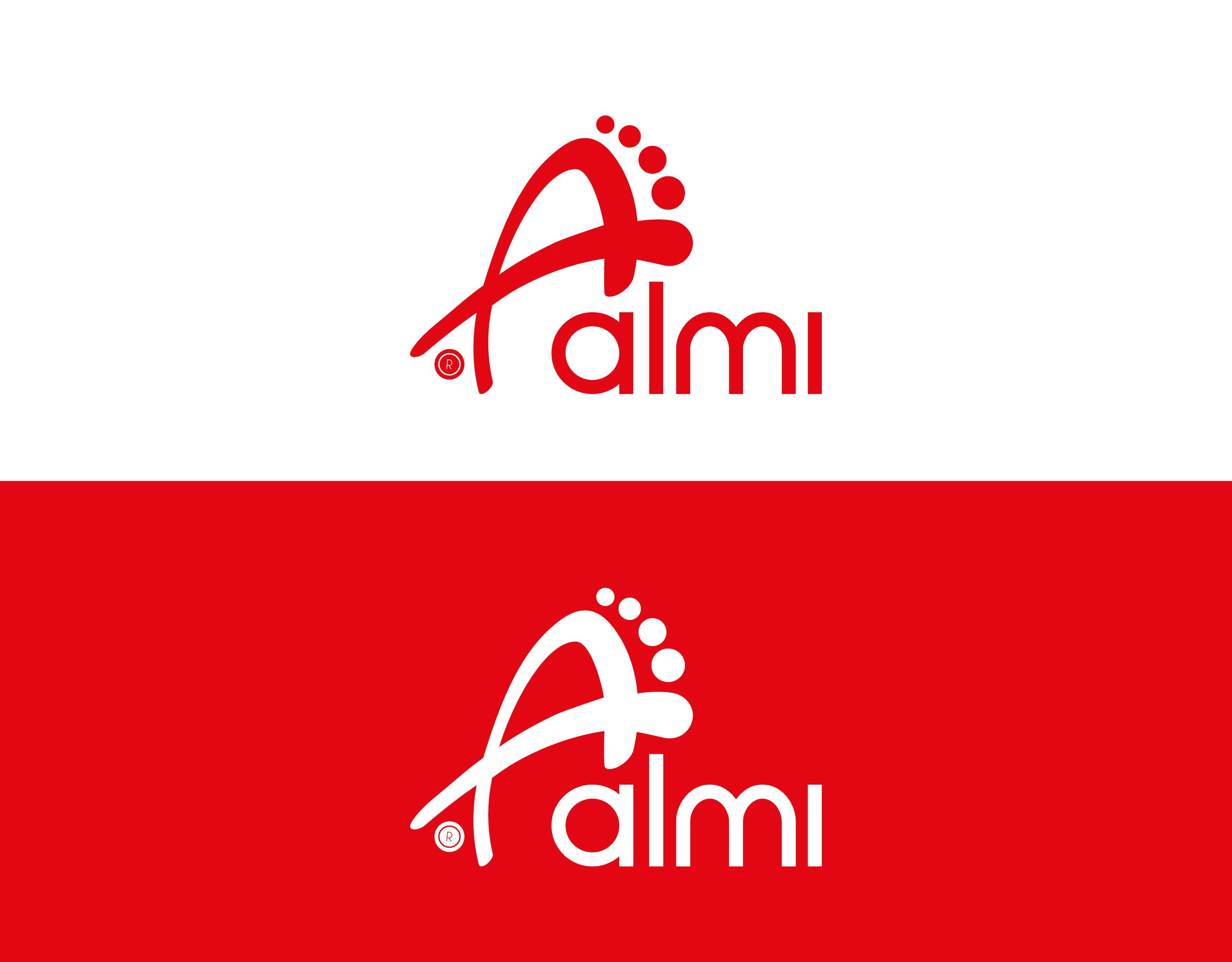 Дизайн логотипа обувной марки Алми фото f_58059fa0da1c667b.png