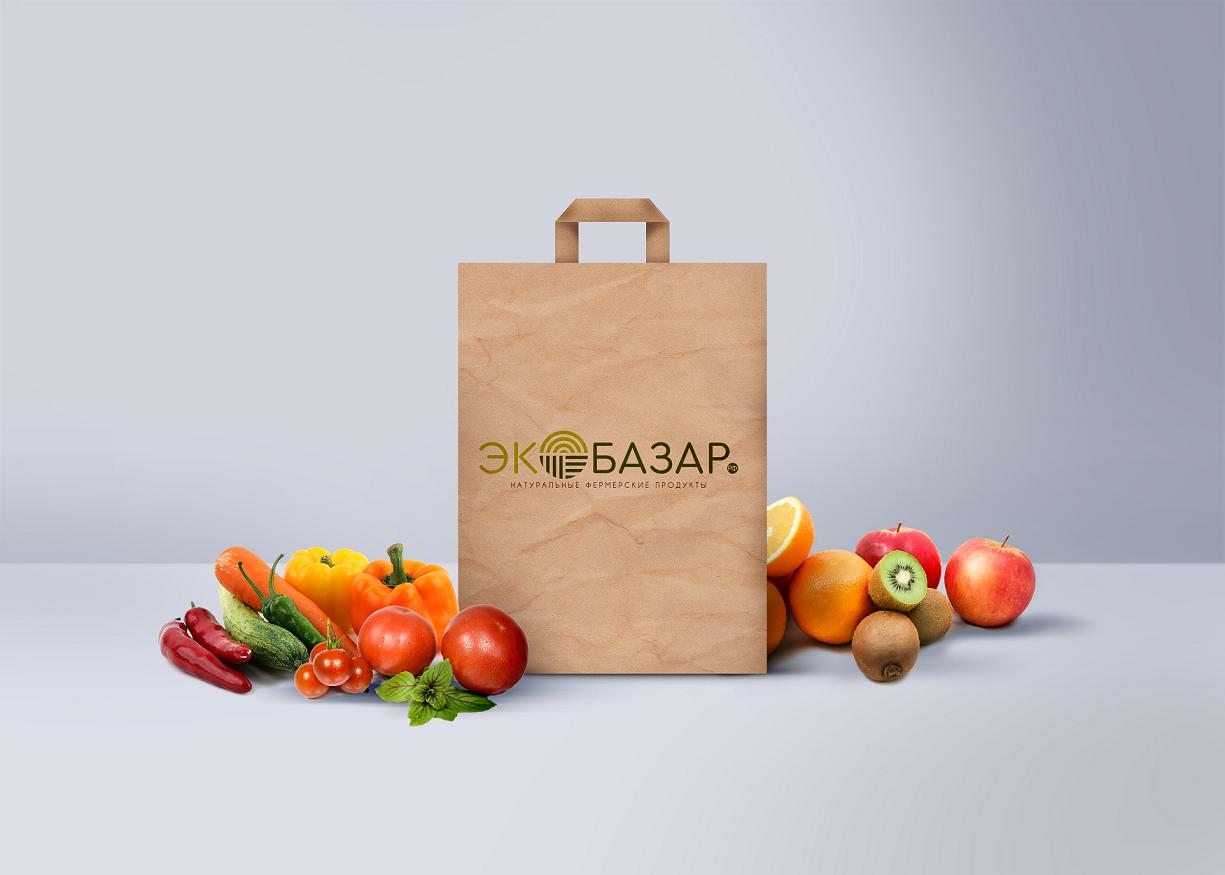 Логотип компании натуральных (фермерских) продуктов фото f_587594159f9bbb64.png