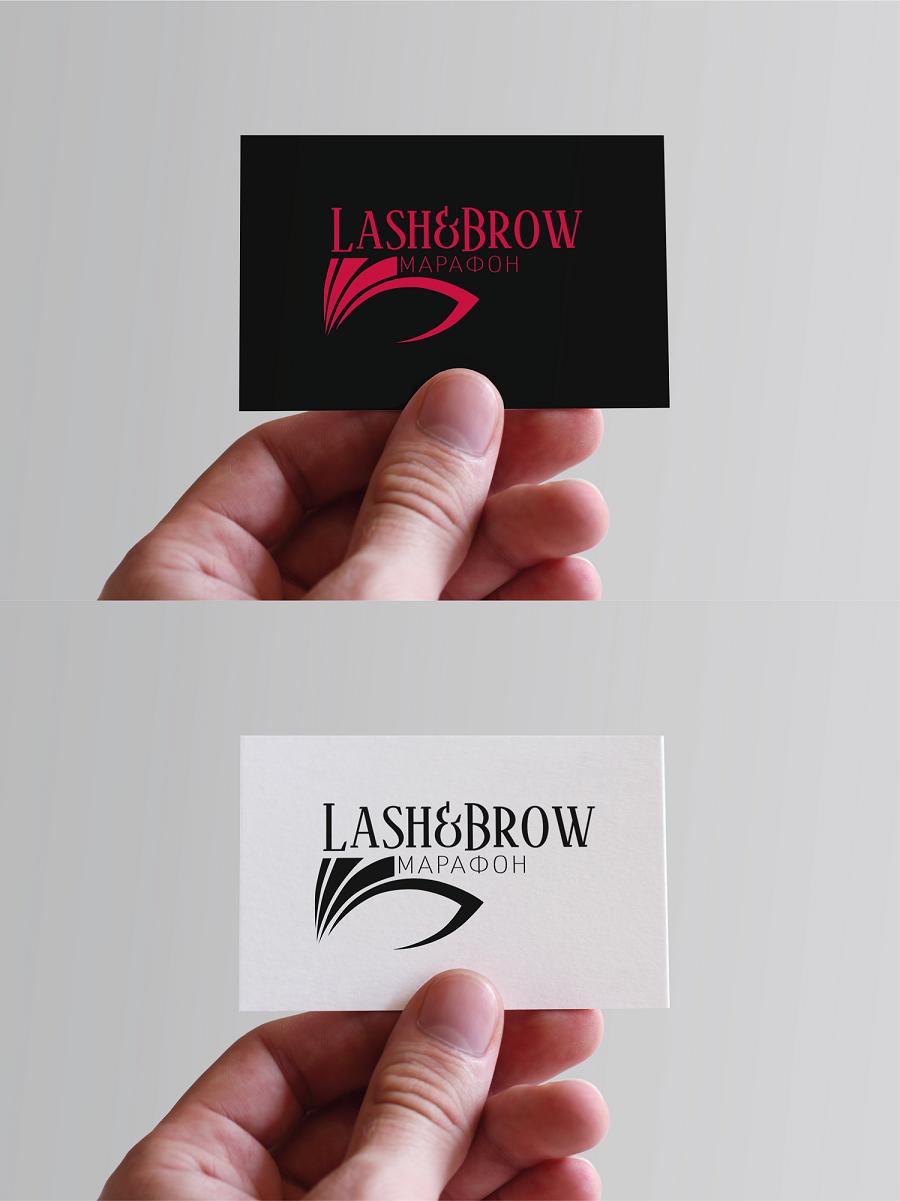 "Создание логотипа мероприятия ""Марафон Lash&Brow"" фото f_82158f740dcd7f5b.png"
