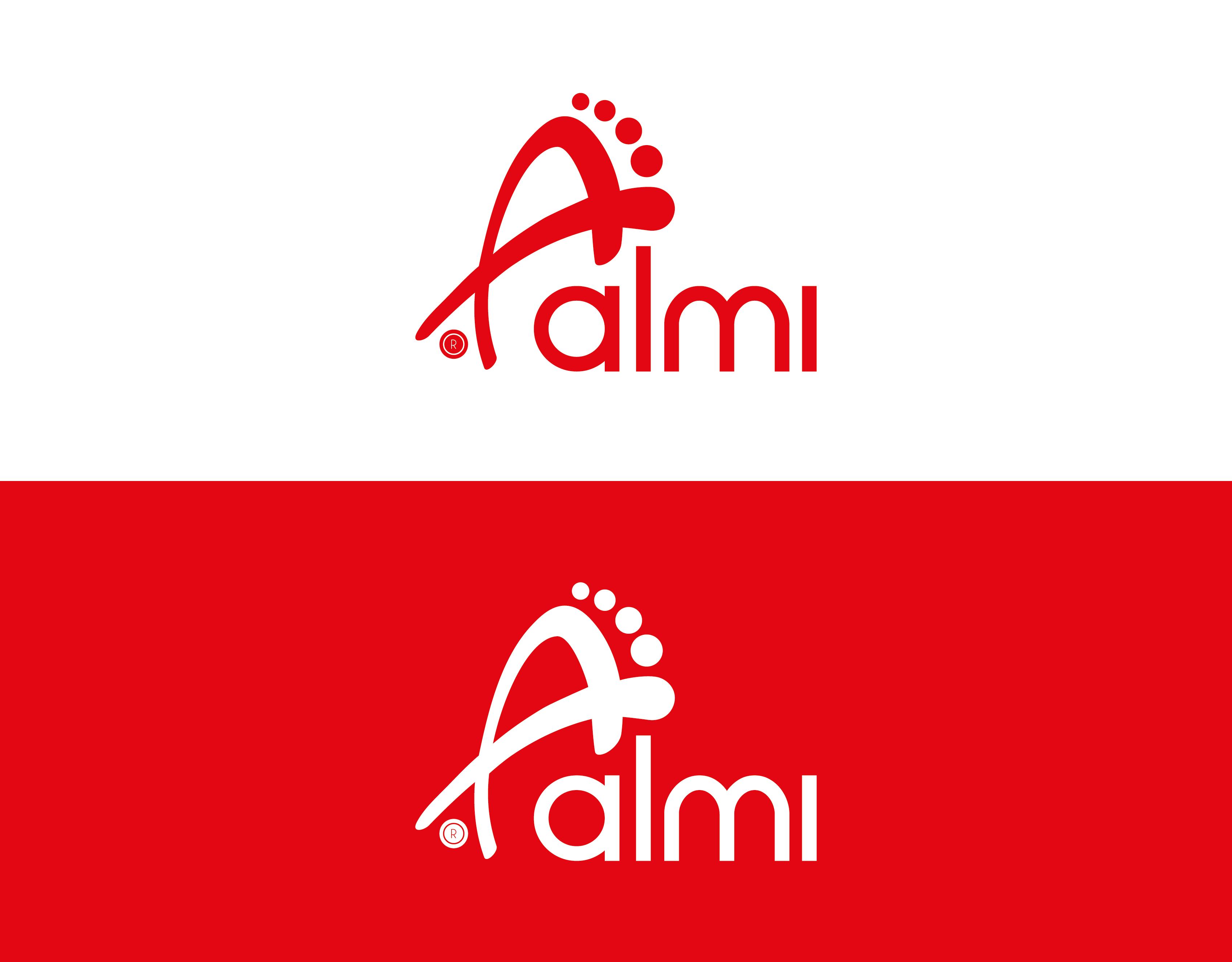 Дизайн логотипа обувной марки Алми фото f_83559fa0da64e62f.png
