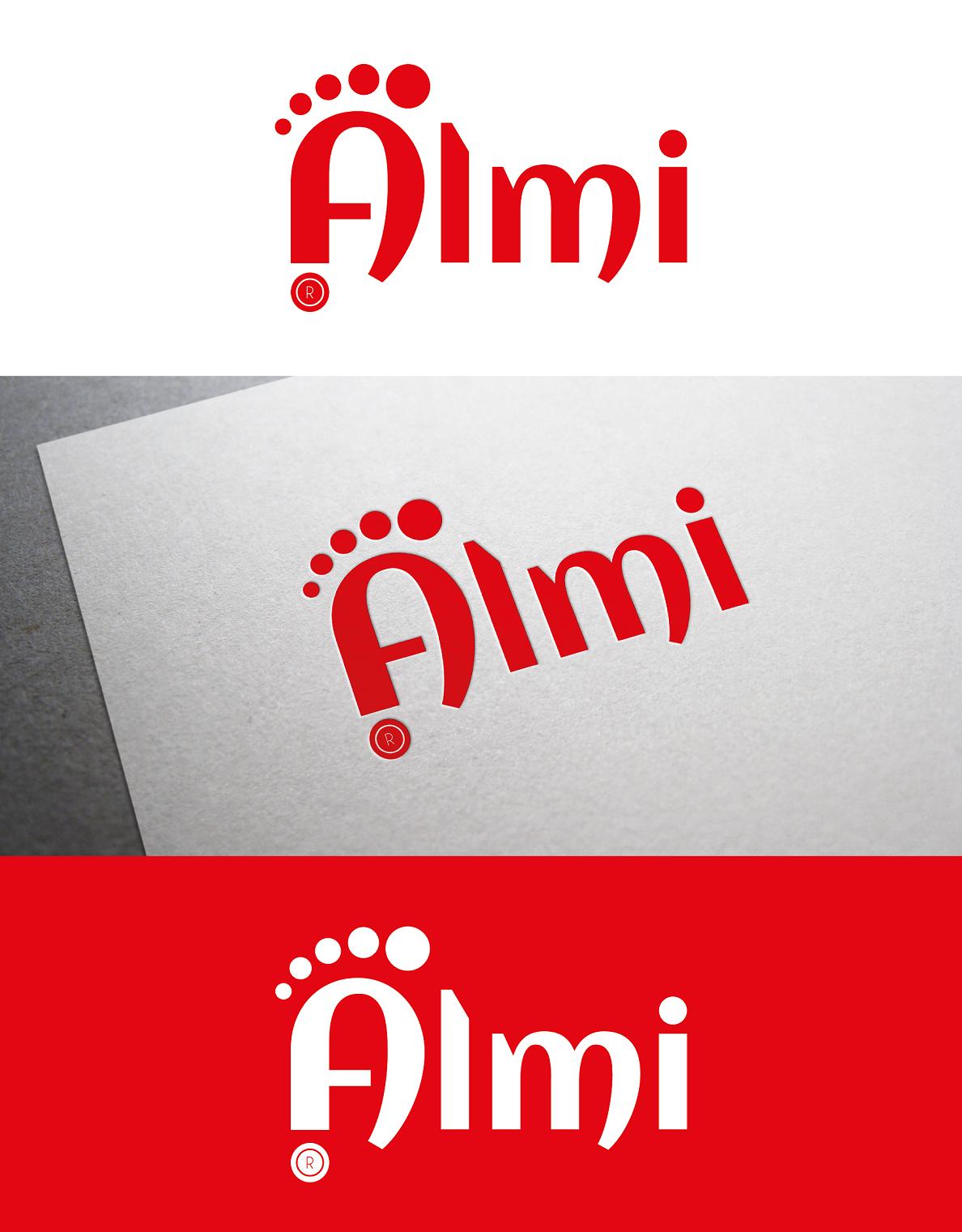 Дизайн логотипа обувной марки Алми фото f_91759f9f208cd44d.png