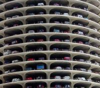 В С-Пб начнут строительство паркингов