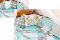 замена ткани на подушках