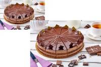 ретушь торта