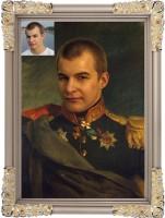 худож.фотомонтаж - генерал