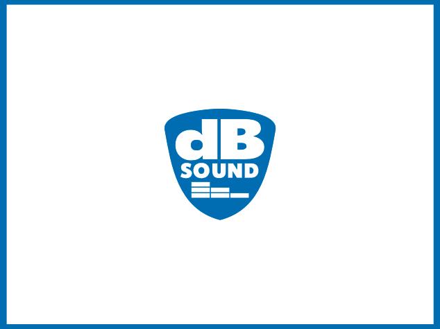 Создание логотипа для компании dB Sound фото f_09759b78942e600d.png
