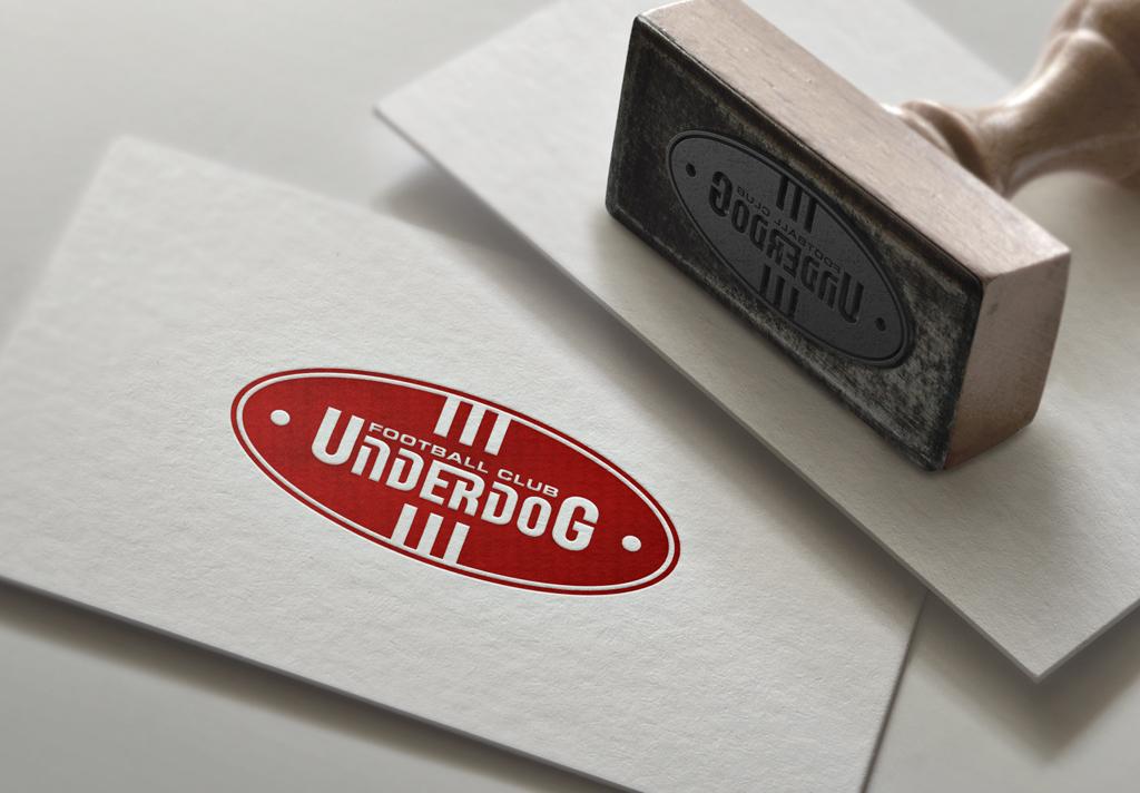 Футбольный клуб UNDERDOG - разработать фирстиль и бренд-бук фото f_1525cb1b70c7a037.jpg