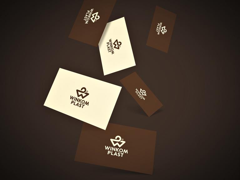 Логотип, фавикон и визитка для компании Винком Пласт  фото f_2395c483df67118d.jpg