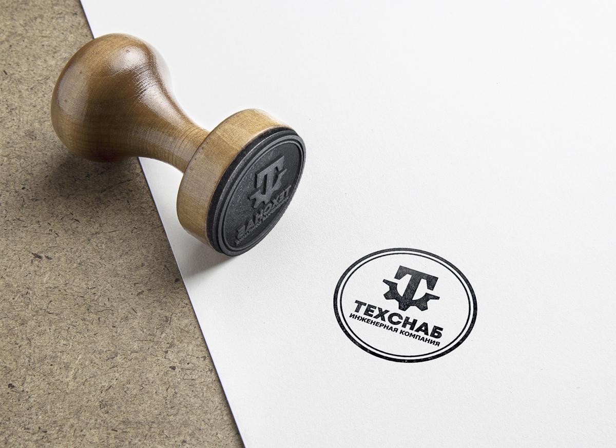 Разработка логотипа и фирм. стиля компании  ТЕХСНАБ фото f_2975b22b2e4ee375.jpg