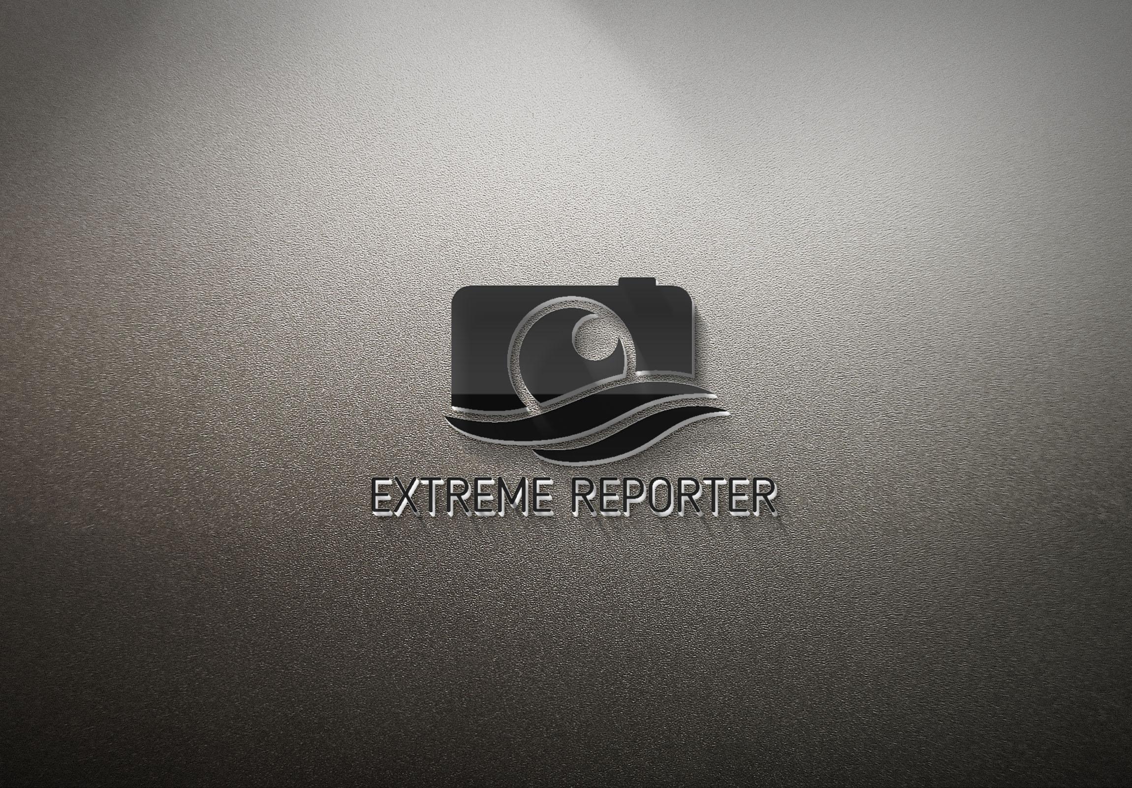 Логотип для экстрим фотографа.  фото f_3375a5372cba4f3d.jpg