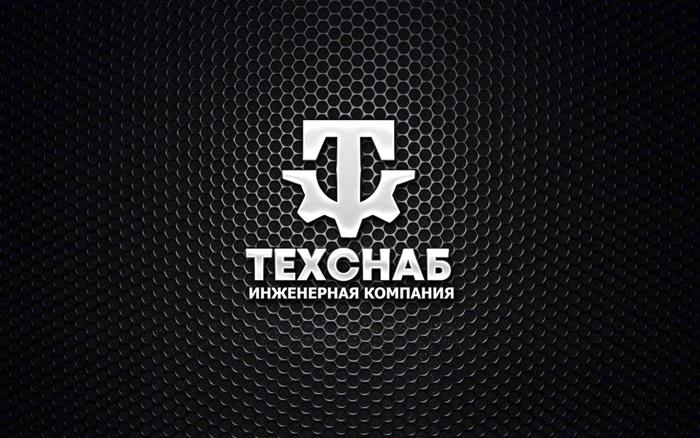 Разработка логотипа и фирм. стиля компании  ТЕХСНАБ фото f_3425b229da1508b9.jpg