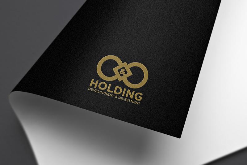 "Разработка Логотипа +  Фирменного знака для компании ""O & O HOLDING"" фото f_3585c7b97692e72d.jpg"