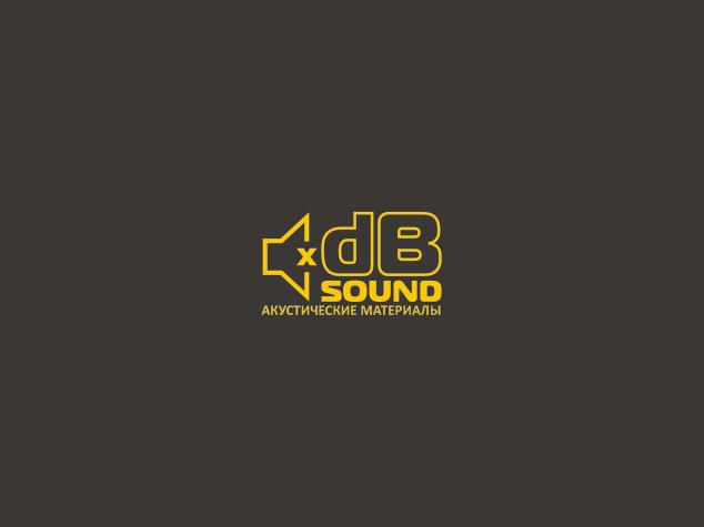 Создание логотипа для компании dB Sound фото f_38259b7c2bc82cac.png
