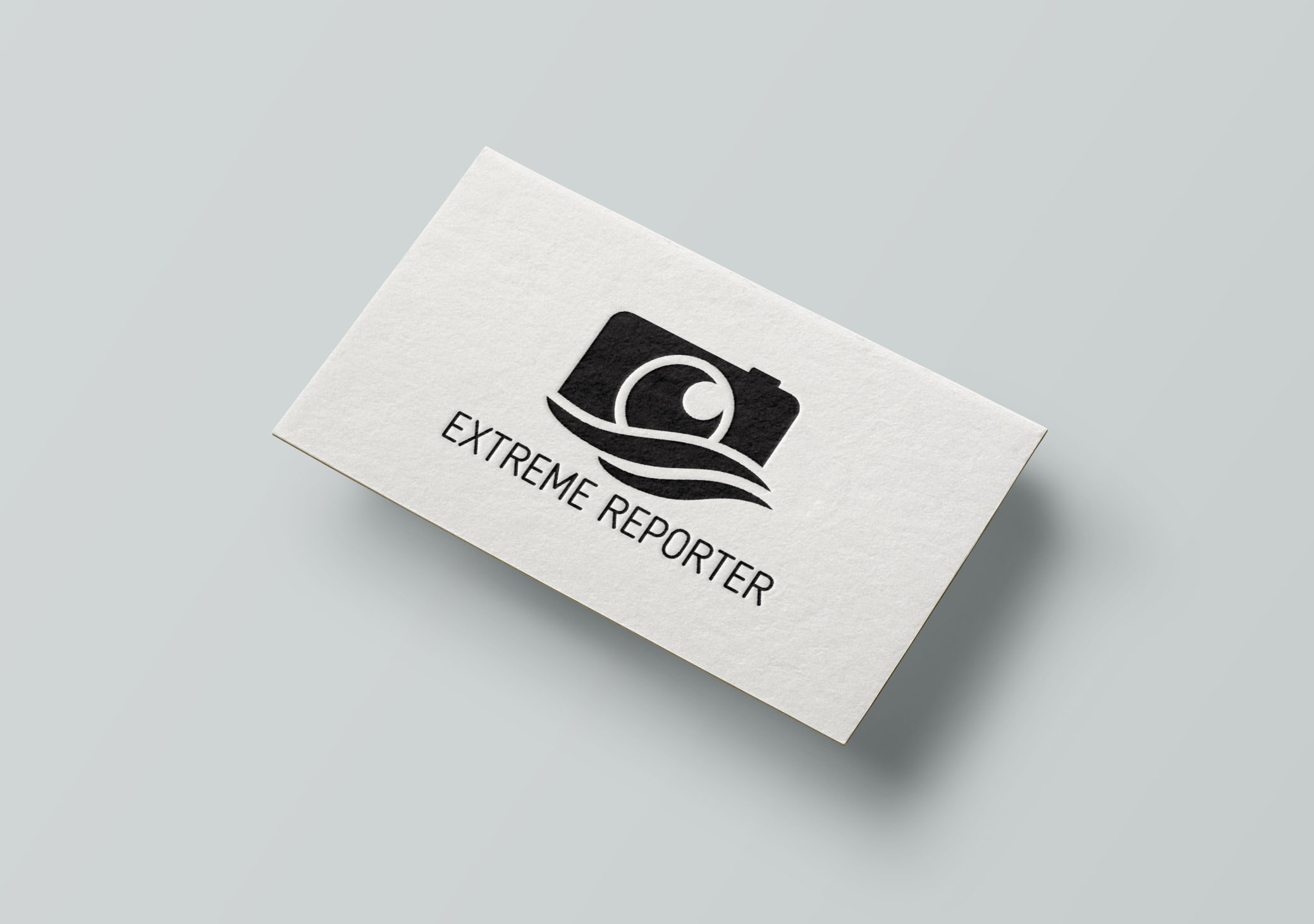 Логотип для экстрим фотографа.  фото f_6155a5372c04efdd.jpg