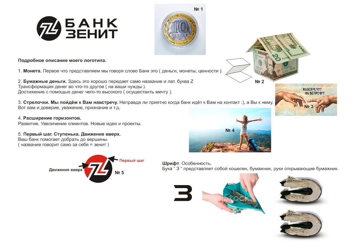Разработка логотипа для Банка ЗЕНИТ фото f_6475b4f911508602.png