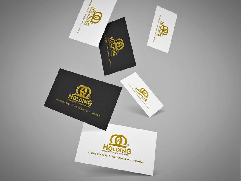 """Разработка Логотипа +  Фирменного знака для компании """"O & O HOLDING"""" фото f_6485c7e622c633e2.jpg"""