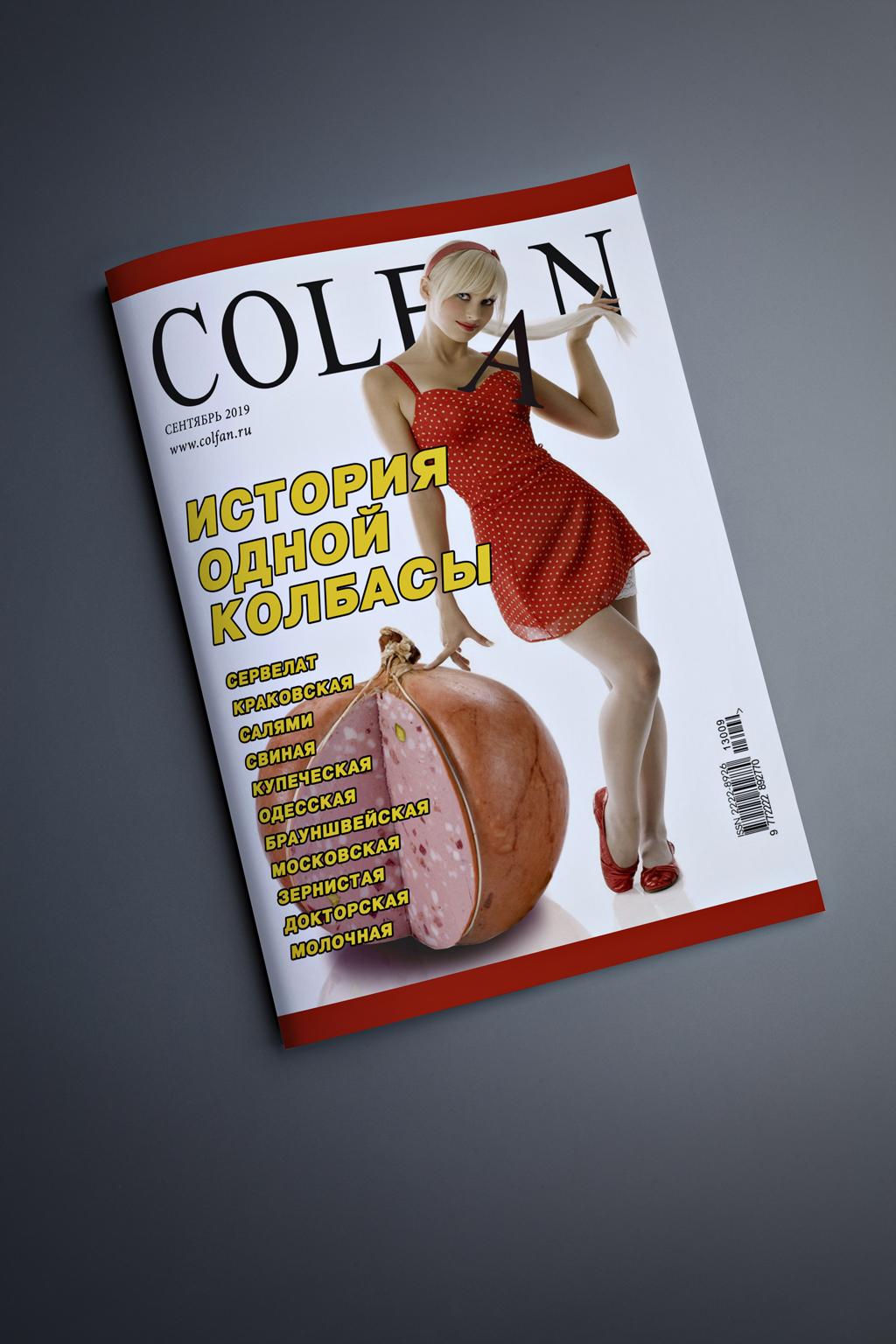 Полиграфический дизайн, Журнальный дизайн, Коллаж.  фото f_6505d7233ce87056.jpg