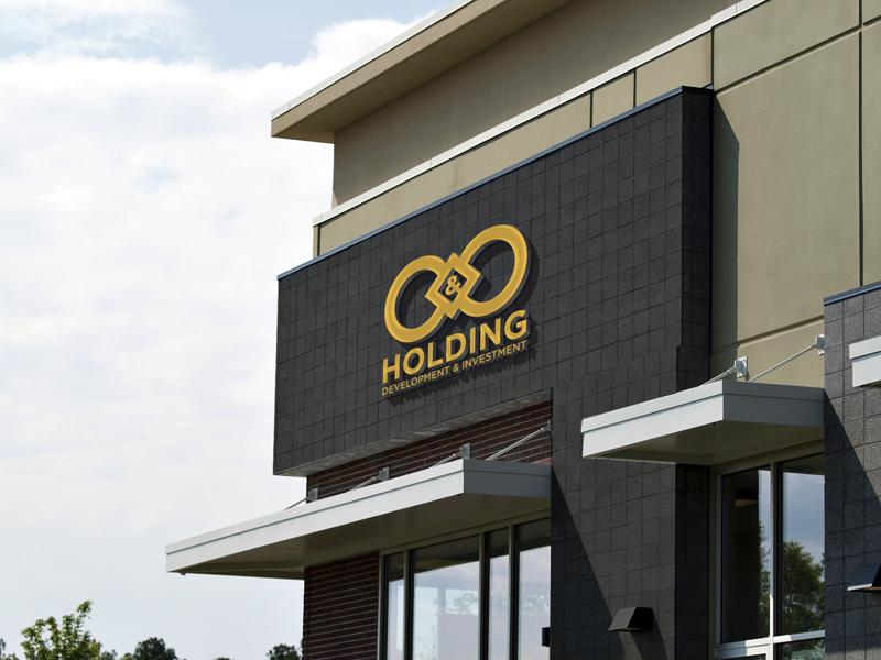 """Разработка Логотипа +  Фирменного знака для компании """"O & O HOLDING"""" фото f_7765c7b976e24a81.jpg"""