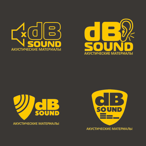 Создание логотипа для компании dB Sound фото f_78659b7c942f00d1.png