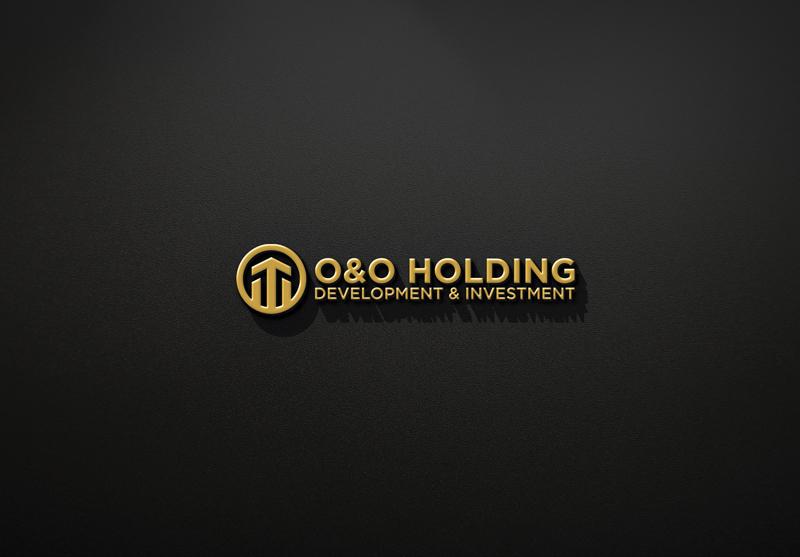 "Разработка Логотипа +  Фирменного знака для компании ""O & O HOLDING"" фото f_8595c7ac04358272.jpg"