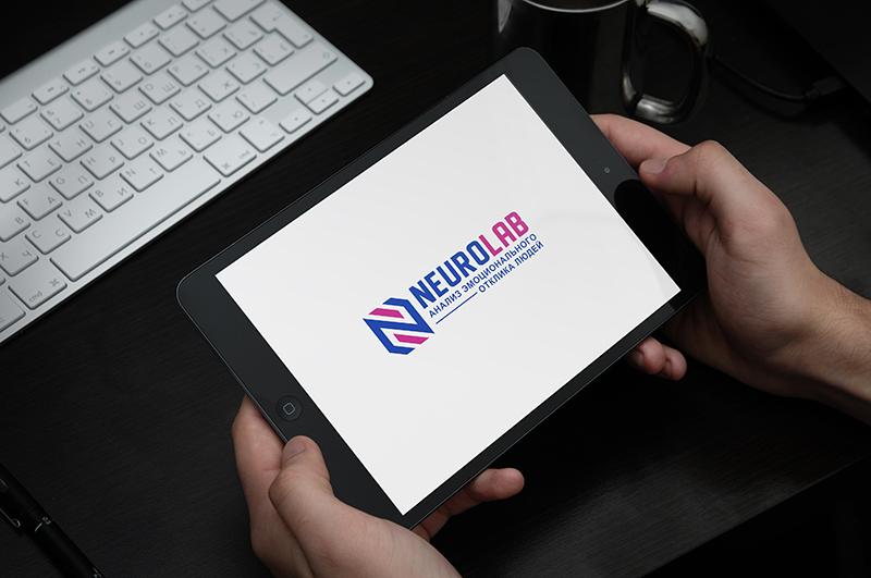 Логотип для лаборатории исследования эмоционального отклика  фото f_881600417978969d.jpg